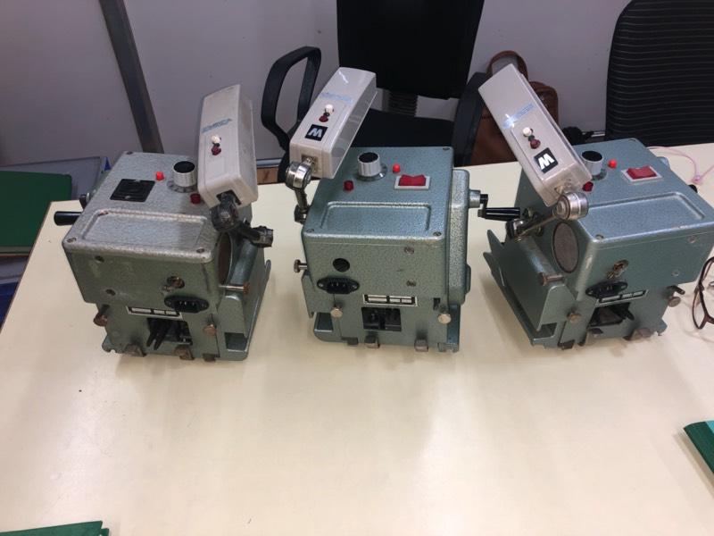 3 Knottex Machines