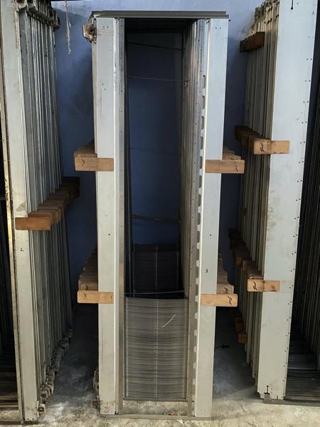 Dornier Heald Frames