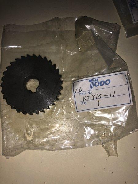 TODO spare parts